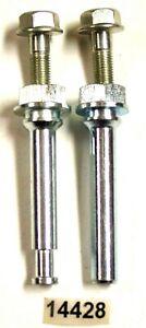 Disc Brake Caliper Guide Pin Kit-Bolt Kit Front Better Brake 14428