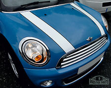 Mini Cooper S bonnet stripes genuine easy fit vinyl factory style pinstripes