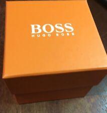 Hugo Boss Paris Stainless Steel Beige Leather Strap Men's Watch, 1513351  Beige