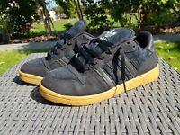 Adidas Originals Forum SB Comptown Gazelle Skateboarding Trainers Black 2005 UK8