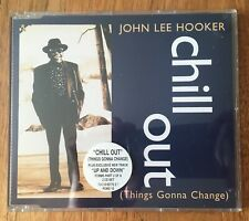 John Lee Hooker - Chill Out (Things Gonna Change) CD Single #2 Pointblank