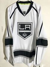 Reebok Authentic NHL Jersey Los Angeles Kings Team White sz 52