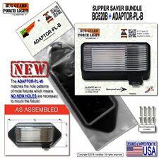 Bg520B-A, 12 volt, Camper or Rv Dual Amber/White Led Porch Light, 220Lm/520Lm