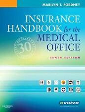 NEW - Insurance Handbook for the Medical Office, 10e