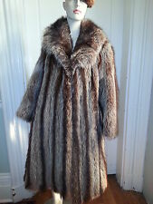 Vintage  Fur Coat Full Length by Thorpe Furs