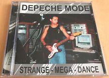 Depeche Mode Strange Mega Dance Rare Remixes CD Behind The Wheel Strangelove