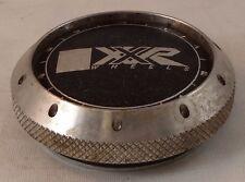XXR Wheels SIlver Custom Wheel Center Cap Caps (1)
