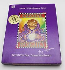 Crystal Insight Esp Development Game Vintage Astrology Numerology & Jemstones