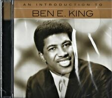 BEN E. KING - AN INTRODUCTION TO - NEW AND SEALED - MAILED FROM LOS ANGELES