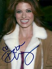 Debra Messing signed 8x10 Photo - Will & Grace