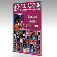 MICHAEL JACKSON - Vinyl Records Magazine - United States Discography (1971-2015)