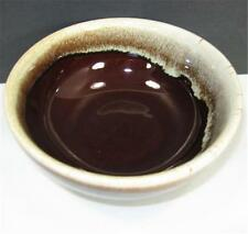 Pfaltzgraff Gourmet Brown Drip Glaze 5.625in Coupe Cereal Bowl