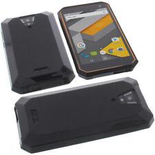 Étui Pour Nomu S10 Smartphone Coque Protectrice pour Téléphone Portable TPU Noir