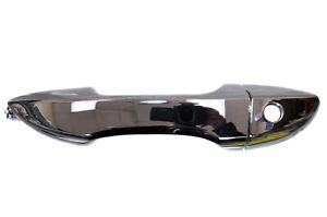for Toyota Corolla Exterior Outer Outside Door Handle Chrome Front Driver Side