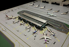 Gemini Jets Airport Air-side Land-side Terminal Complex 1/400 Scale GJARPTB