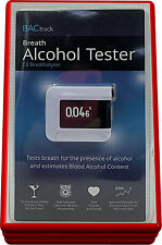 BACtrack C8 Breathalyzer Breath Alcohol Tester Smartphone Bluetooth Connectivity