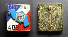 Insigne FORPRONU 403 BSL Delsart