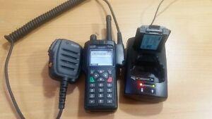 SEPURA STP-8040 TETRA Portable 2-Way Handheld Radio Kit 407-473Mhz