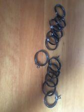 12 X 3.5 Cm Metal Curtain Pole Rings