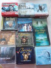 17 Hörbücher Konvolut Sammlung