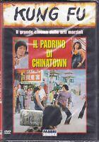 Dvd IL PADRINO DI CHINATOWN di Chen Chang nuovo sigillato 1977