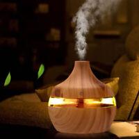 Humidificador de aire esencial aceite difusor Aromaterapia lámpara eléctrica New