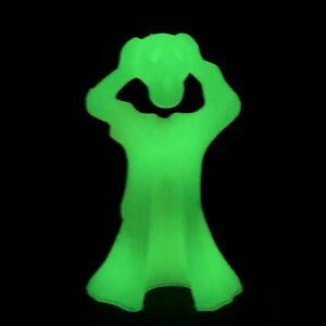 Monster in My Pocket GHOST 31 Glow in the Dark Series 1 Exclusive GITD Figure
