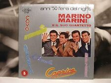 MARINO MARINI E IL SUO QUARTETTO - ANNI '50 L'ERA DEL NIGHT LP EX-/VG+ BL 7045