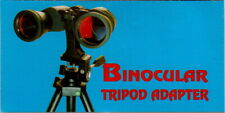 NEW Sturdy Tripod Adapter For Full Size Porro Prism Binoculars, From USA