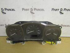 2003 JAGUAR XJ XJ8 SPEEDOMETER INSTRUMENT CLUSTER CLOCK LJE4300AB