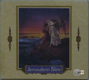 Jerusalem Slim – Jerusalem Slim - CD Album - Hard Rock Glam Rock