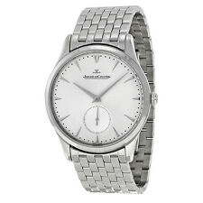 Jaeger LeCoultre Master Control Grande Ultra Thin Silver Dial Stainless Steel