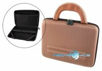 "10.3"" EML126BROWN CARRYING BAG CASE SLEEVE POUCH LAPTOP NOTEBOOK APPLE IPAD"