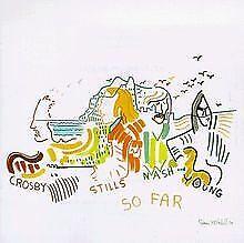 So far (1974) von Crosby, Stills, Nash & Young | CD | Zustand sehr gut