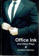 Office Ink And Other Plays by Solomon Jonathan - Book - Soft Cover