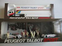 Truck camion assistance PEUGEOT TALBOT 905 Le Mans LBS VITESSE diorama LM spark