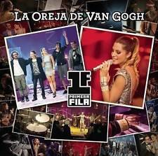 La Oreja de Van Gogh: Primera Fila (DVD, CD/DVD) sealed, drill hole in cd case