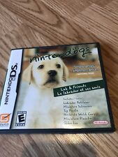 Nintendogs: Lab & Friends (Nintendo DS, 2005) Tested Works  - VC2