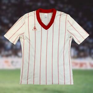 Le Coq Sportif 1980's Soccer Template Jersey Small Vintage Camiseta Retro Futbol