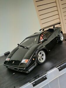 Tamiya Lamborghini Countach 1/12 LP500S TamTech Gear GT-01-NEW