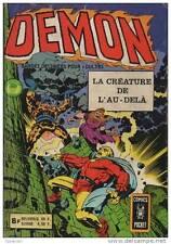 DEMON Recueil 3124 (n°1 & 2) AREDIT 1976 TRES BON ETAT