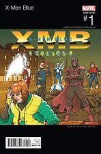 X-Men Blue #1 Ramon Villalobos Hip Hop Variant Comic Book Marvel NM