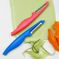 Obst Kartoffel Schälmesser Schaber Messer Multifunktionsschäler KüchenwerkzeWP4