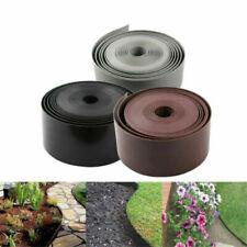Bordures et retenues de terre pour jardin et paysagisme