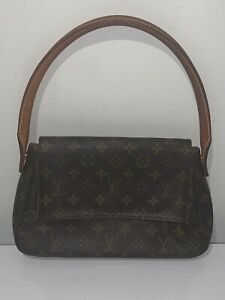 Authentic Louis Vuitton Mini Looping Bag Vintage