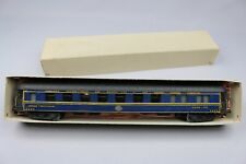 Z604 SMCF train Ho 475 voiture voyageur CIWL Pullman 2860 voiture restaurant