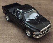 Kinsmart Dodge Ram 1500 4x4 Pick Up Truck 1:44 Diecast Toy Car Black Pullback