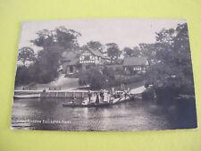 Chester Eccleston Ferry UK Postcard
