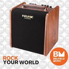 NU-X Stageman AC50 Acoustic Guitar Amplifier w/ Jam Function - Brand New - NUX