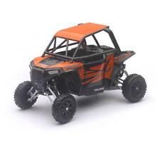 NewRay polaris rzr xp1000 quad buggy orange, 1:18 article 57823